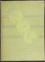 1948 Buena Vista University Yearbook
