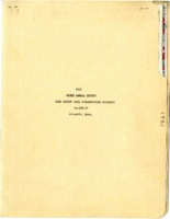 Cass County Soil Conservation District Annual Report - 1951