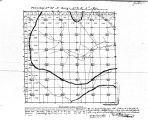 Iowa land survey map of t087n, r003e