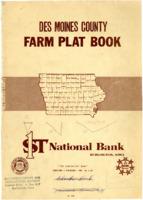 1968 - Des Moines County Farm Plat Book
