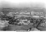 Quadrangle, Pentacrest, The University of Iowa, 1925