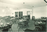Cafeteria at the hospital, the University of Iowa, 1929