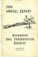 Annual report, 1954.