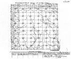 Iowa land survey map of t069n, r025w