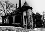 Alpha Epsilon Pi fraternity house, Iowa City, Iowa, ca. 1980