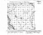 Iowa land survey map of t097n, r016w