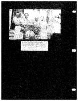 Photograph of  Oglesby family in Beaman, Iowa