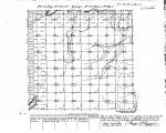 Iowa land survey map of t068n, r027w