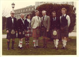 Scottish Highlander alumni, The University of Iowa, April 22, 1978
