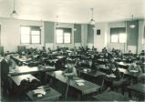 Psychology classroom, The University of Iowa, 1920s