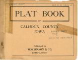 Plat book of Calhoun County, Iowa