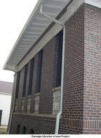 Left side of Carroll, Public Library, Carroll, Iowa