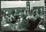 Chemistry class, The University of Iowa, 1930s?