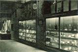 Window displays at Iowa Veteran Druggists' Museum, The University of Iowa, 1920s