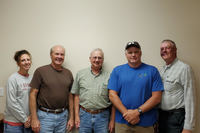 75th Year - Webster County Soil and Water Conservation District Board Members, 2019