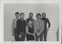 West Pottawattamie SWCD office staff, 1980.