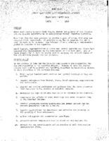 1946 - 1956 Work Plan