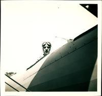 0046_Dick Maikoski in Plane,1942