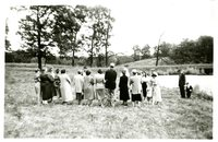 Conservation tour, 1958