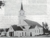 St. Paul Lutheran Church in Garnavillo, Iowa -2003