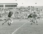Football game, 1944
