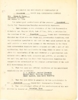 1945 Application For Certificate Of Organization