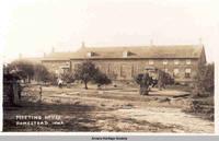Meeting House Homestead, Iowa, 1900s