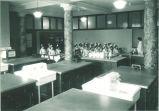 Nurses in home economics class, The University of Iowa. 1910s