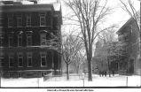 East campus, The University of Iowa, 1900s