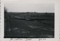 H. Currier Pond Site - 1950.