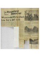 1967 - Wyacondah Watershd Low Bid is $47,525