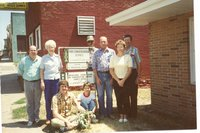 Tama USDA Service Center staff, 1990s