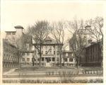 Hospital at Seashore Hall, the University of Iowa, 1913