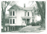 University-owned house on Bloomington and Capitol Streets, The University of Iowa, 1957