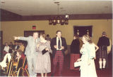 Scottish Highlander banquet, The University of Iowa, May 1978