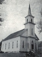 St. Paul Lutheran Church in Garnavillo, Iowa -1928