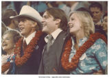 Ford family at the Republican National Convention, Kansas City, Mo., August 1976