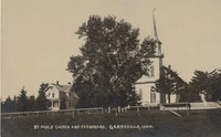 St. Paul Lutheran Church in Garnavillo, Iowa -1910