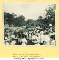 Field Day at City Park, The University of Iowa, 1890s