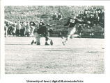 Iowa-Notre Dame football game at Kinnick Stadium, The University of Iowa, November 11, 1939