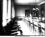 Dean Currier's Room, Schaeffer Hall, The University of Iowa, 1900s