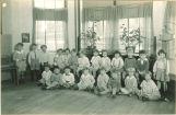 Pre-school group, The University of Iowa elementary school, December 1929