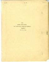 Cass County Soil Conservation District Annual Report - 1949