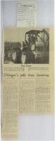 1970_ Olinger's Job: Tree Farming