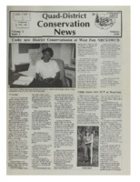 Quad-District Conservation Newsletter; Vol. 3, no. 3 (1998, Autumn).