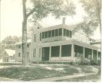 Howard House at 8 E. Bloomington Street, The University of Iowa, 1930s?