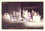Theatrical production of Jules Romains' Doctor Knock, The University of Iowa, July 1962