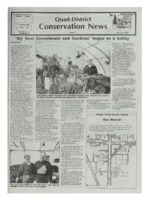Quad-District Conservation Newsletter; Vol. 4, no. 1 (1999, Spring).