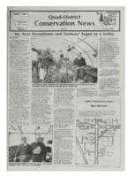 Quad-District Conservation Newsletter; Vol. 4, no. 1 (1999, Spring).