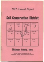 Dickinson County Soil Conservation District Annual Report - 1959.